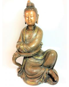 Vintage Statue of Guan Yin