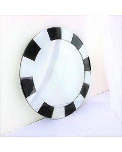 Ecliptus Frameless Wall Mirror