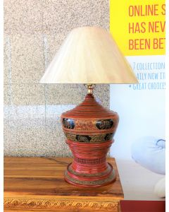 Vintage Burmese Desk Lamp