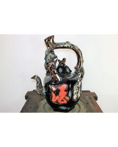 Vintage Liquor Ceramic Pot