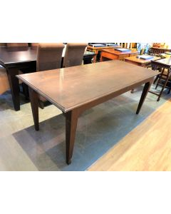 Classic Teakwood Dining Table