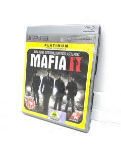 GAMING DISC PS3 MAFIA II