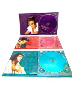 ELVIS PRESLEY ARTIST OF THE CENTURY CD BOXSET-ENG/3CD