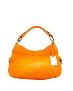 Furla Gorgeos Orange Shoulder Bag