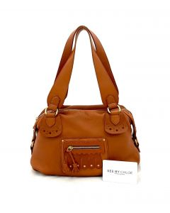 Chloe Handbag Brown