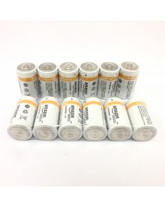 AmazonBasics D Cell Everyday Alkaline Batteries, 12ct