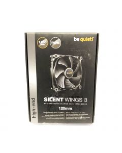 be quiet!  SILENTWINGS 3 PWM 120mm HIGH SPEED Cooling Fan