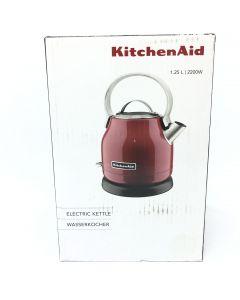 KitchenAid 5KEK1222BSX Electric Kettle, 1.25 L, Silver