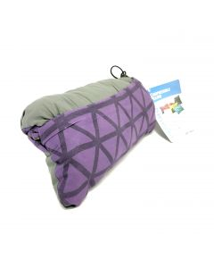 Therm-a-Rest Compressible Travel Pillow  Amethyst