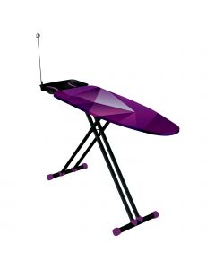 EGE Diamond Series Ironing Board, Multi Colour