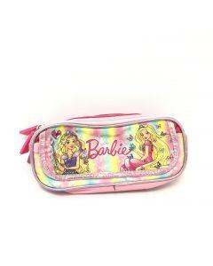 Barbie Pencil Case, Rainbow color
