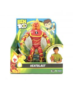 Ben 10 Action figurine HeatBlast