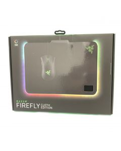 Razer Firefly Cloth Edition Non-slip Gaming Mouse Mat