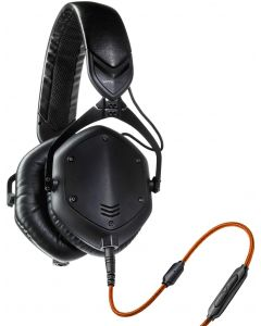 V-MODA Crossfade M-100 Over-Ear Noise-Isolating Metal Headphone in Matte Black
