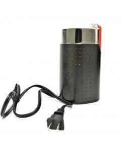 Bodum BISTRO Electric Blade Coffee Grinder, BLACK