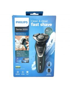 PHILIPS SHAVER SERIES 5000 Wet and Dry Use