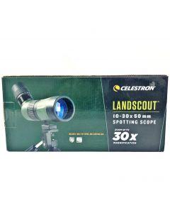Celestron 52320 Landscout 10-30x50 Spotting Monocular (Army Green)