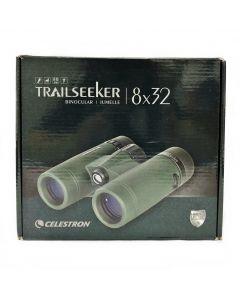 Celestron – TrailSeeker 8x32 Binoculars Army Green
