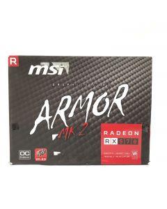 MSI Armor MK2 Radeon RX 570 Graphics Card
