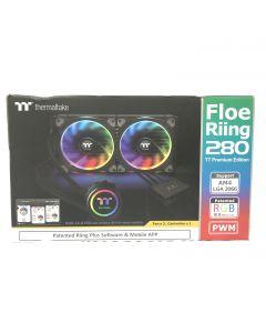 Thermaltake Floe Riing 280 RGB 16.8 Million Colors
