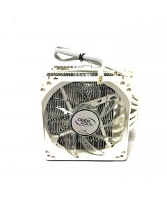 DEEPCOOL Neptwin White CPU Air Cooler