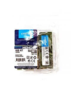 Crucial 8GB (2 x 4GB) DDR3 1866 (PC3 14900) Memory