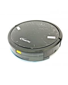 PowerPac Smart Robotic Vacuum Cleaner Gyroscope With Wifi Apps Control (PPV3300)