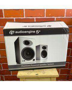 AUDIOENGINE A5+ BOOKSHELF SPEAKER SYSTEM