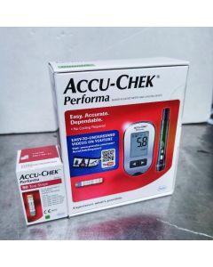 Accu-Chek Performa Blood Glucose Meter