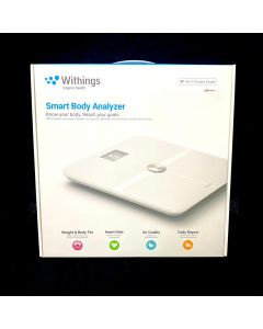 WITHINGS SMART BODY ANALYZER WS-50-WHITE