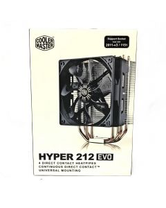 CoolerMaster Hyper 212 Evo CPU Cooler Fan