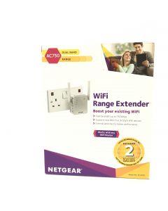 NetGear AC750 Dual Band WiFi Range Extender EX3700