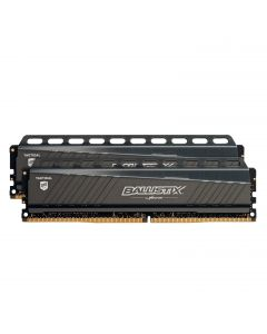 Ballistix TacticalSingle DDR4 Memory 16GB Kit (8GBx2)