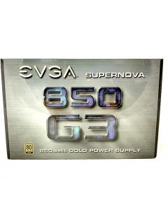 EVGA 850 G3 CPU POWER SUPPLY-850W