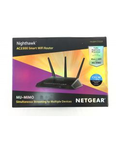 NETGEAR (R7000P) Nighthawk Smart Wi-Fi Router AC2300 Wireless Speed (up to 2300 Mbps)