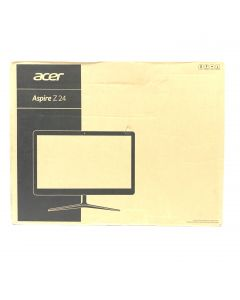 "ACER Aspire Z24-880(i770MR161T94) 24"" White Desktop"