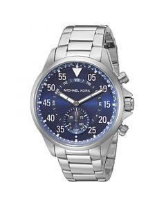 Michael Kors Access Smart Watch-Stainless Steel /Silver MTK4000