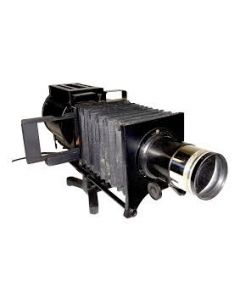 Bausch & Lomb Vintage Large Glass Slide Projector
