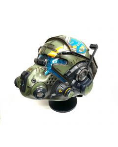 HELMET-DISPLAY/LIMITED EDITION/TITAN FALL