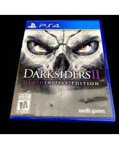PS4 GAME-DARKSIDERS 2