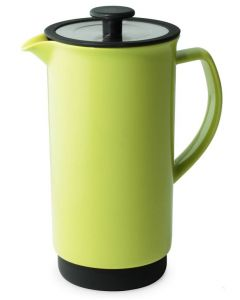 FORLIFE Cafe Style Coffee/Tea Press, 32-Ounce, Lime