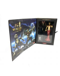 FIGURINE-TWO WORLDS/COLLECTOR EDITION