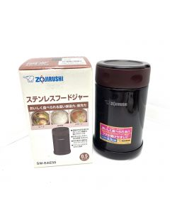 ZOJIRUSHI FOOD FLASK-0.5L/NEW SW-EAE50