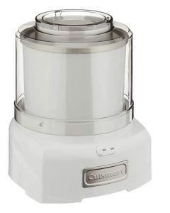 Cuisinart ICE-21 Frozen Yogurt /Ice Cream & Sorbet Maker 1.5L, 220-240V