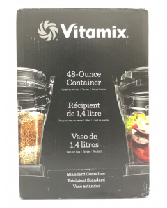 Vitamix 63852 Ascent Series 48-ounce Container with SELF-DETECT