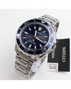Promaster Diver 200 Meters Eco-Drive Blue Dial Steel Men's Watch