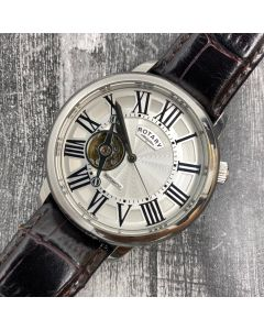 ROTARY AUTOMATIC MENS WATCH