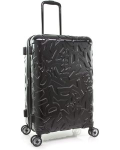 DKNY DH418CH8-BLK Chaos Trolley, 24-Inch Height, Black
