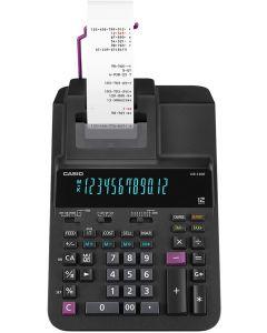 Casio DR-120R Printing Calculator Desk Top Type, Black(BRAND NEW)