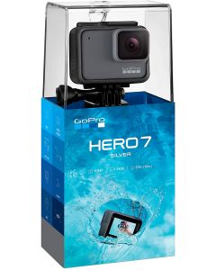 GoPro HERO7 Waterproof Digital Action Camera with Touch Screen 4K HD Video 10MP Photos